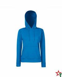 Royal Blue Дамски суитшърт Lady Hooded Sweat