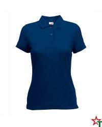 Navy Дамска тениска Lady POLO Mix