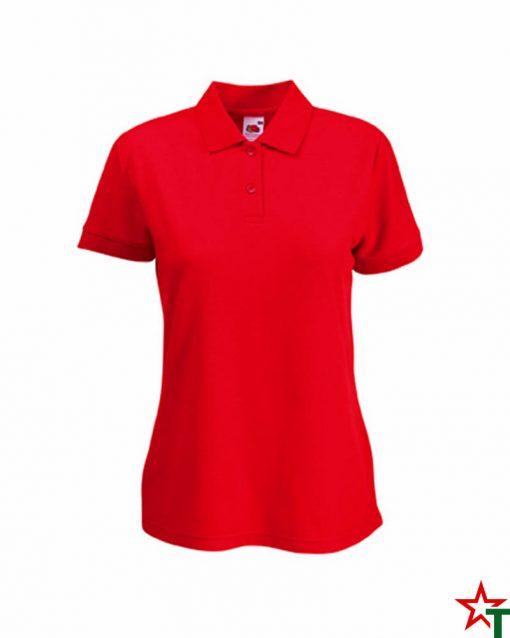 Red Дамска тениска Lady POLO Mix