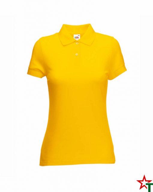 Sunflower Дамска тениска Lady POLO Mix