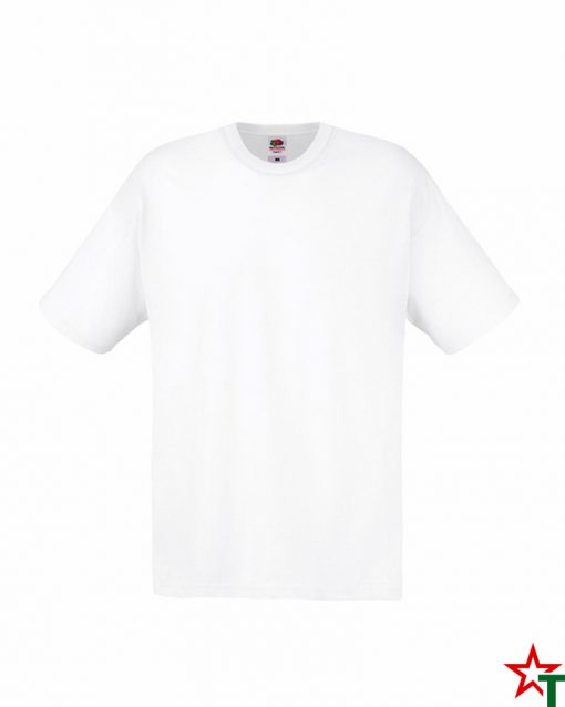 BG92 White Мъжка тениска Fruit of the Loom