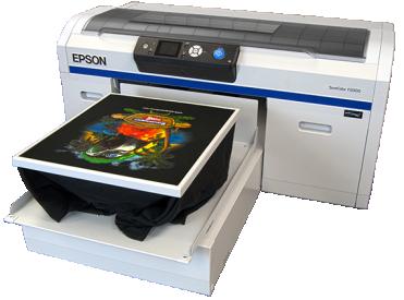 dtg Дигитален печат на текстил