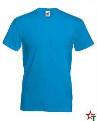 bg103-azure-blue-v-neck