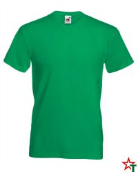 bg103-kelly-green-v-neck