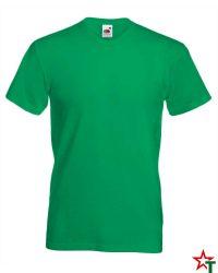 bg103-kelly-green-v-neck