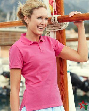 Дамска тениска POLO Premium