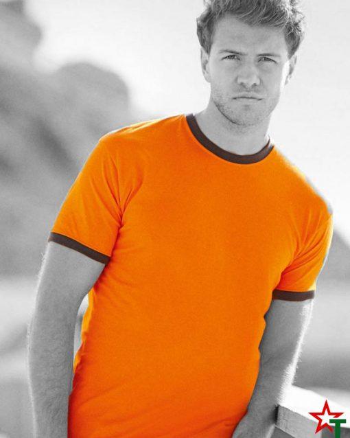 Мъжка тениска Ring color