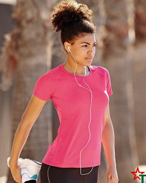 Дамска тениска Lady Sport Active