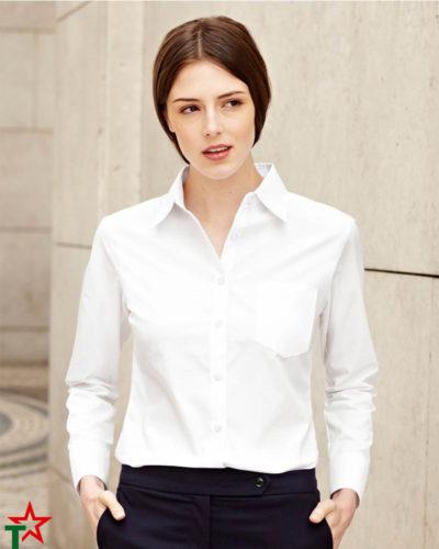 Дамска риза с джоб