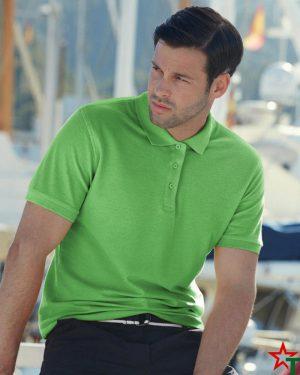 Мъжка тениска Polo Cotton