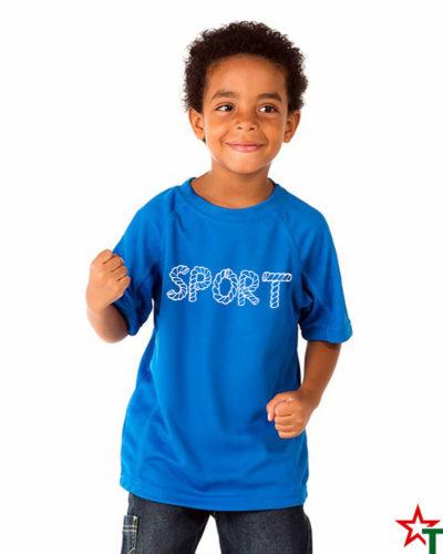 Детска спортна тениска Morgan
