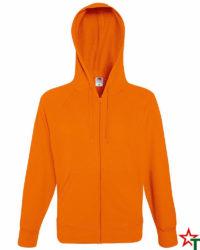Orange Мъжки суитчър Light Hooded