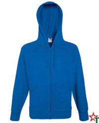Royal Blue Мъжки суитчър Light Hooded