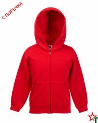 Red Детски суитчър Classic Hooded