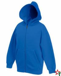 Royal Blue Детски суитчър Classic Hooded