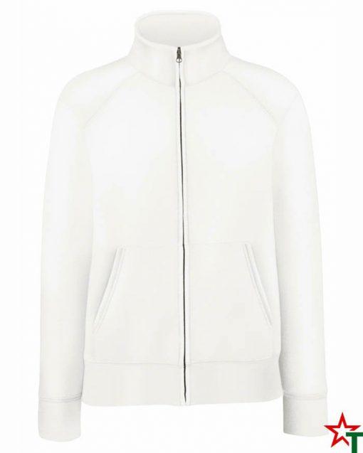 White Дамска ватена блуза Premium