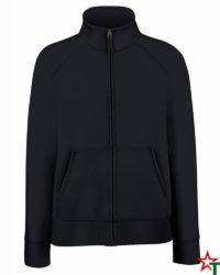 Black Дамска ватена блуза Premium