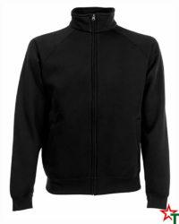 Black Мъжка блуза Premium Jacket