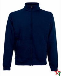 Deep Navy Мъжка блуза Premium Jacket