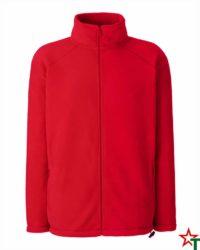 Red Мъжко поларено яке Garrett