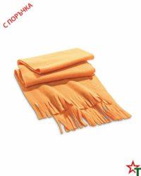 Orange Поларен шал Colo