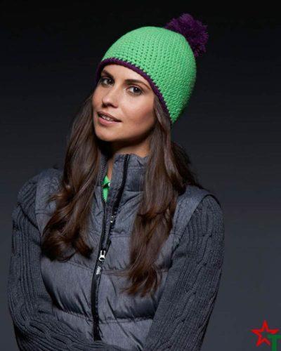 Зимна шапка Pompon