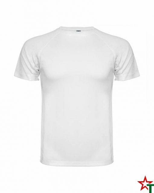 BG254 White Мъжка спортна тениска Luke