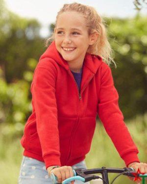 Детски суитчър Premium Hooded