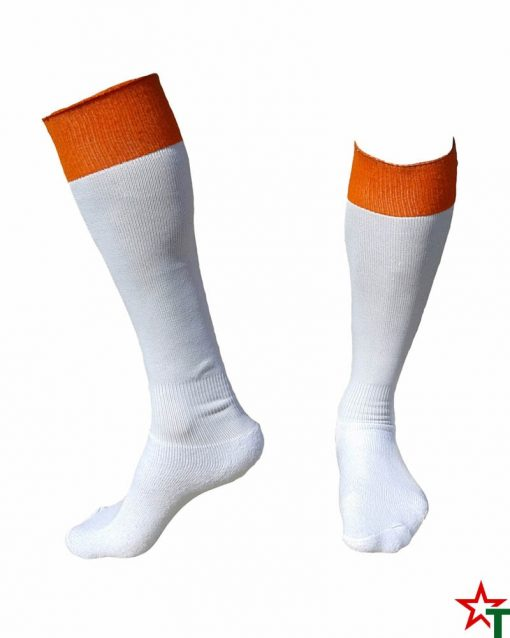 Orange - White Футболни калци