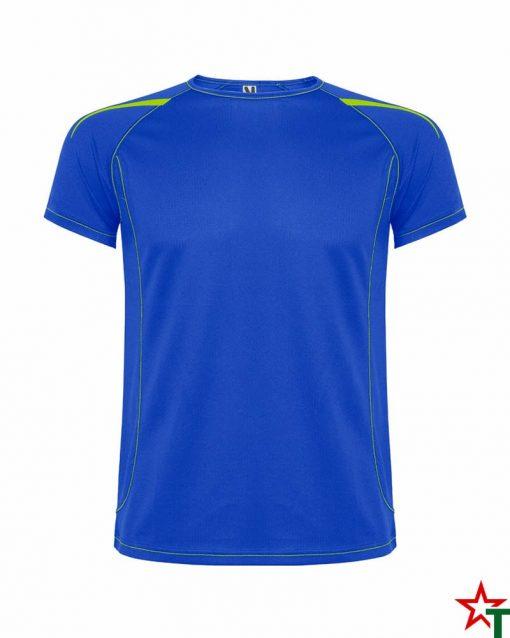 Royal Blue Мъжка спортна тениска Parnis