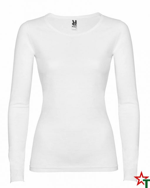 White Дамска блуза Breanna