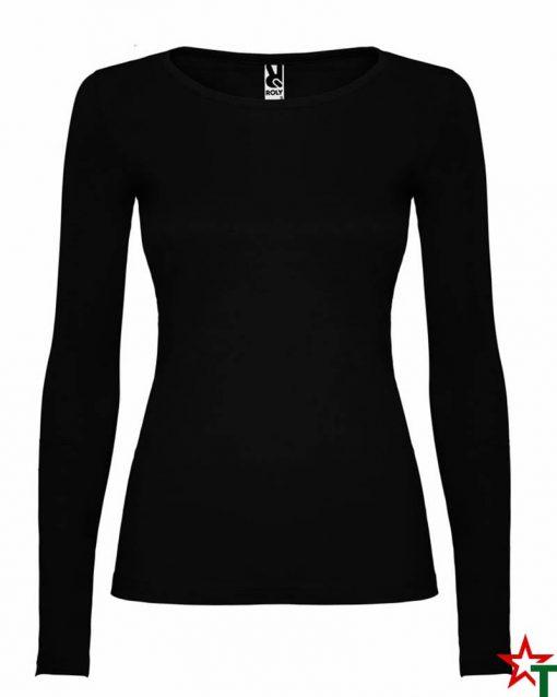 Black Дамска блуза Breanna