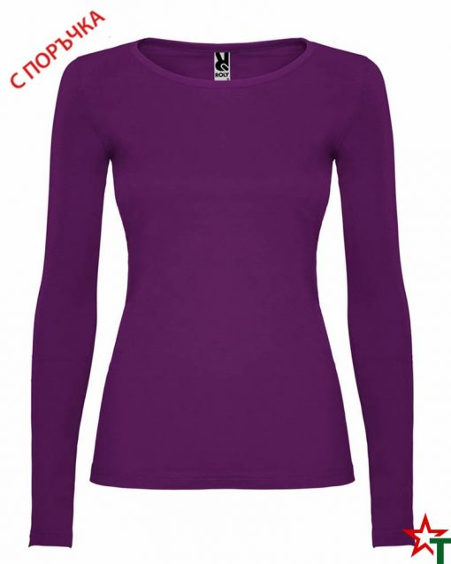 Purple Дамска блуза Breanna