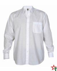 White Мъжка риза Ian