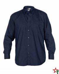 Navy Мъжка риза Ian
