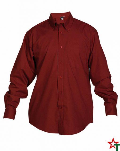 Brickred Мъжка риза Ian