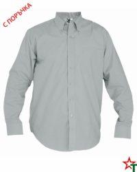 Oxford Grey Мъжка риза Ian