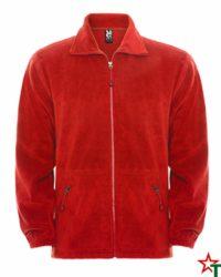 Red Мъжко поларено яке Tyler