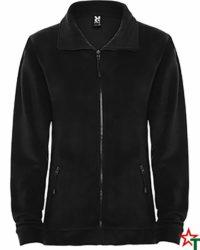 Black Дамско поларено яке Samantha