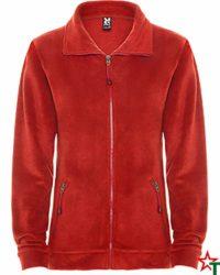 Red Дамско поларено яке Samantha