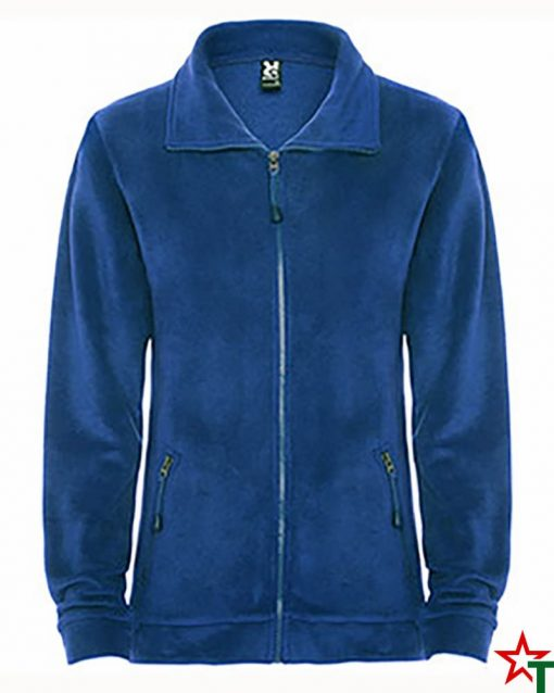 Azure Blue Дамско поларено яке Samantha