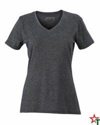 Dark Graphite Дамска тениска Alexis