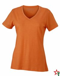Orange Melange Дамска тениска Alexis