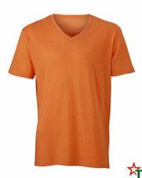 Orange Melange Мъжка тениска Ryan
