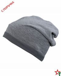 Zinc-Graphite-Grey Лятна шапка Rops