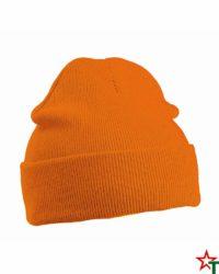 Orange Зимна шапка Capos