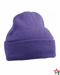 Purple Зимна шапка Capos