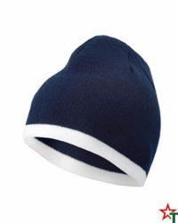 Navy-White Зимна шапка Noel