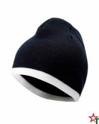 Black-White Зимна шапка Noel