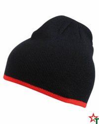 Black-Red Зимна шапка Noel